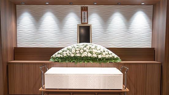 1日葬プラン(通夜なし)