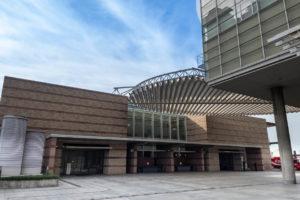 大阪市立やすらぎ天空館